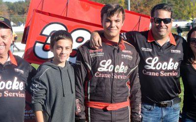 Ryan Locke takes down the driver's championship